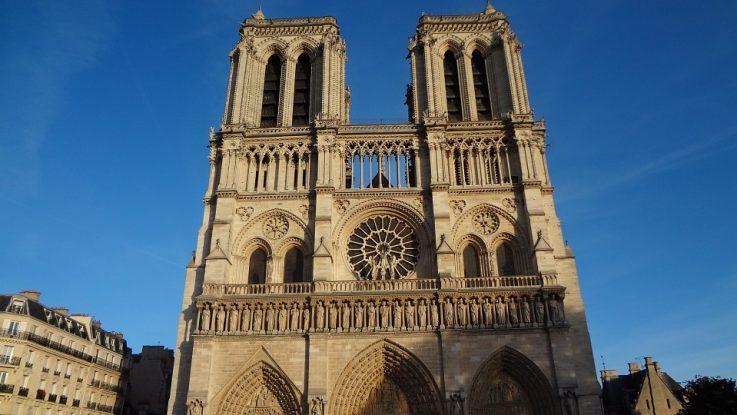 Restauro Cattedrale Notre-Dame