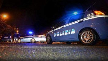 polizia arresta