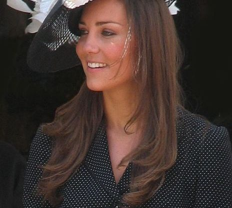Kate Middleton difende la cognata